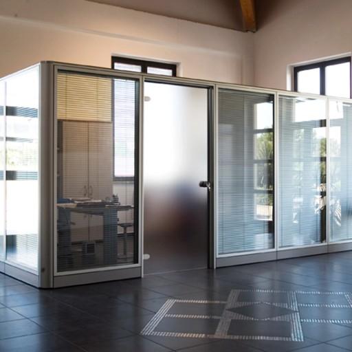 Tende divisorie interni affordable tende per verande for Tende a pannello divisorie